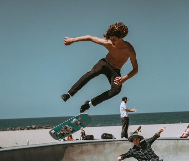 chaussures skateboard