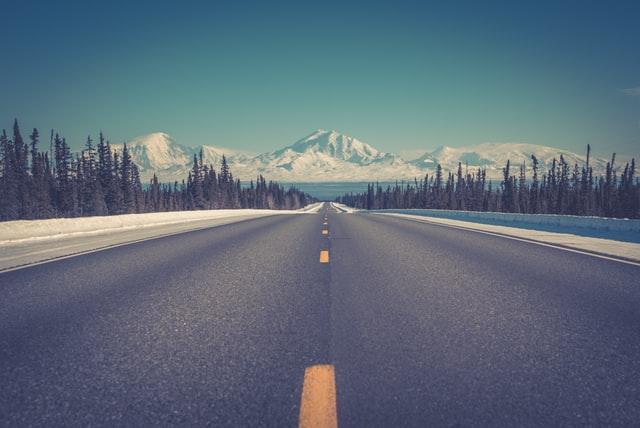 faire du snow en alaska